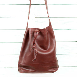 Tadesse Bag - Burgundy