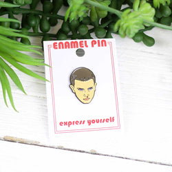 The Found Pin: Eleven (Stranger Things)