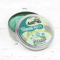 "Foxfire 4"" - Thinking Putty"