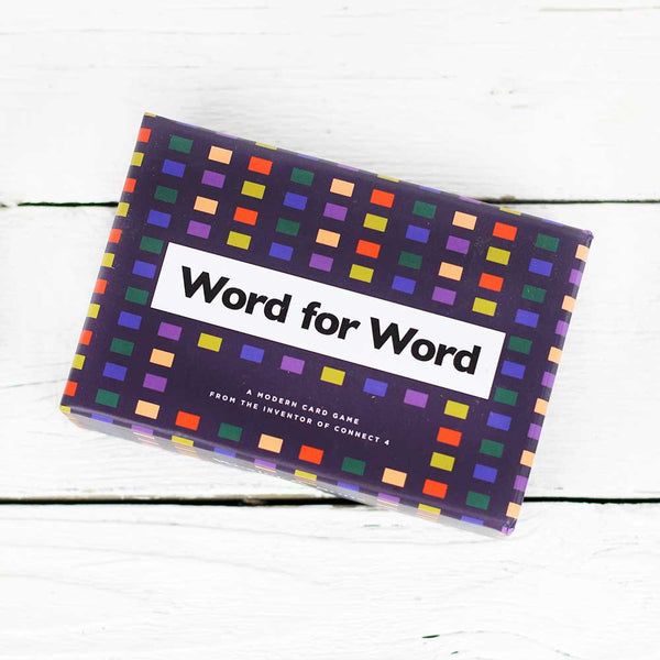 Word for Word Playing Cards