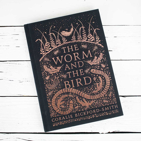 The Worm And The Bird Book