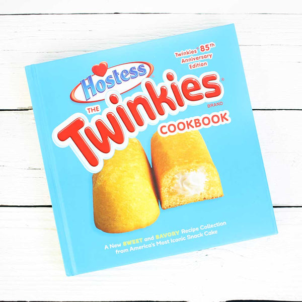 The Twinkies Cookbook 85th Anniversary Edition
