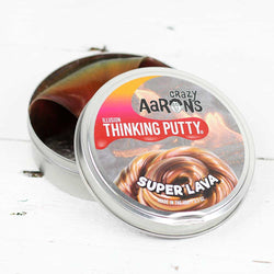 "Super Lava 4"" - Thinking Putty"
