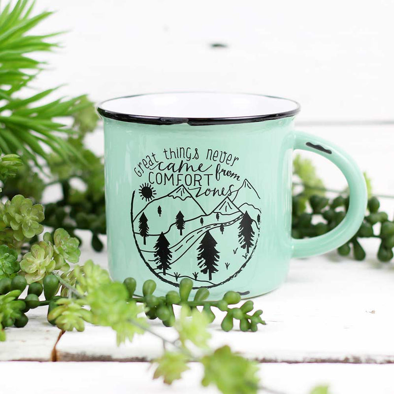 Camp Mug - Great Things