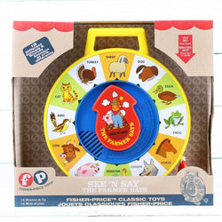 Fisher Price See N' Say