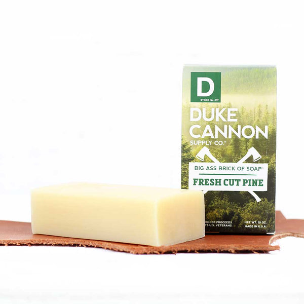 Big Ass Brick of Soap - Fresh Cut Pine