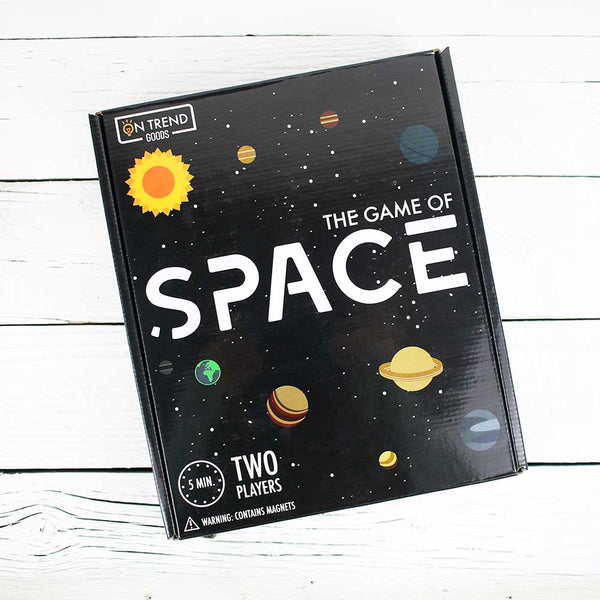 FINAL SALE-The Game of Space