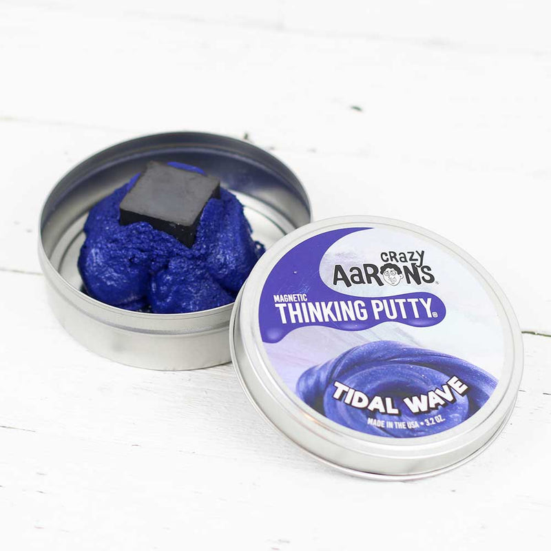"Tidal Wave 4"" - Thinking Putty"