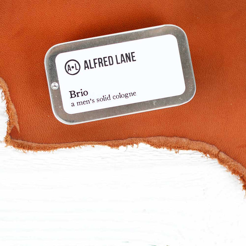 FINAL SALE Brio Solid Cologne