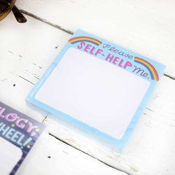 Self Help Sticky Notes