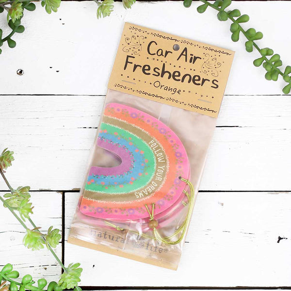 "Air Freshener ""Follow Your Dreams"""