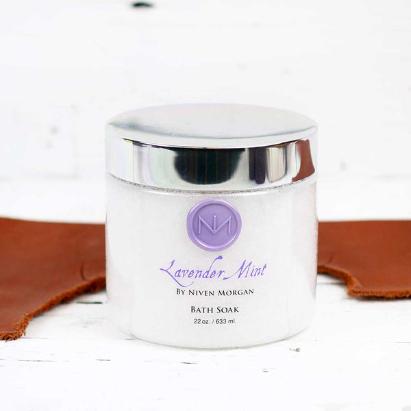 22oz Lavender Mint Bath Soak