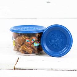 FINAL SALE Good Lunch Containers Small Happy Camper