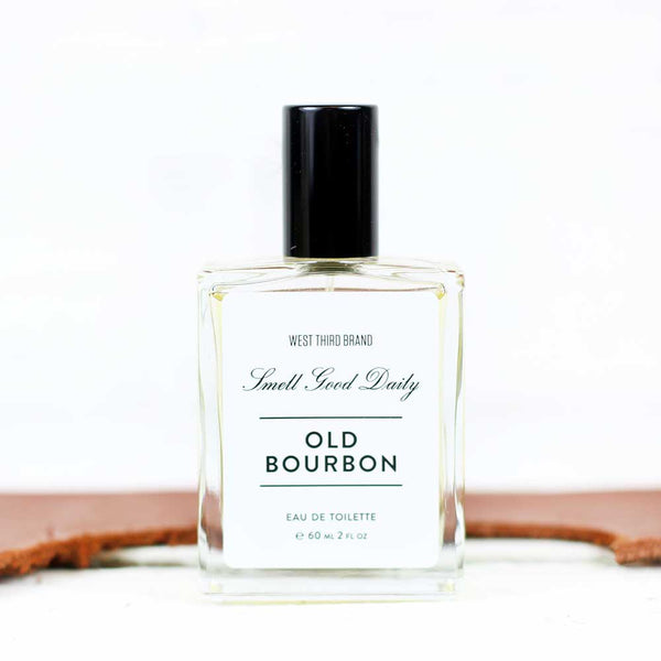 West Third Brand Old Bourbon Cologne
