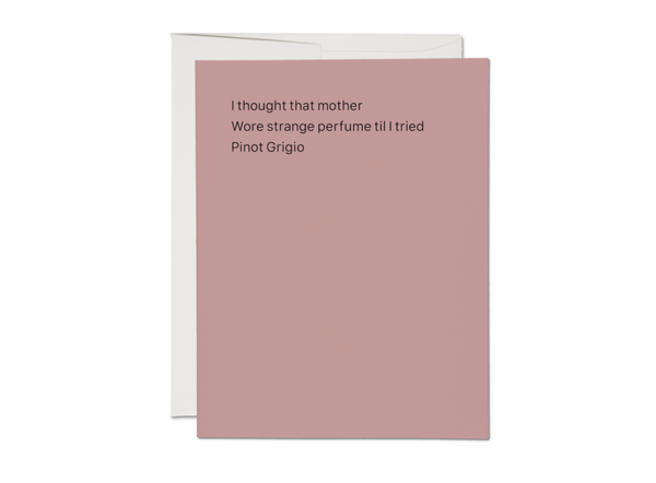 Pinot Grigio Everyday Card