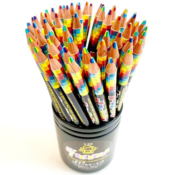 7 Colorman Pencil