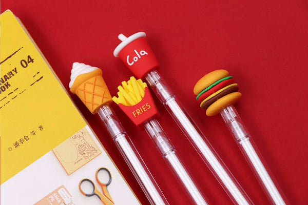 Fast Food Gel Pen