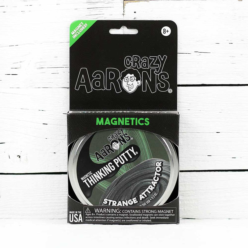 "Strange Attractor 4"" - Thinking Putty"