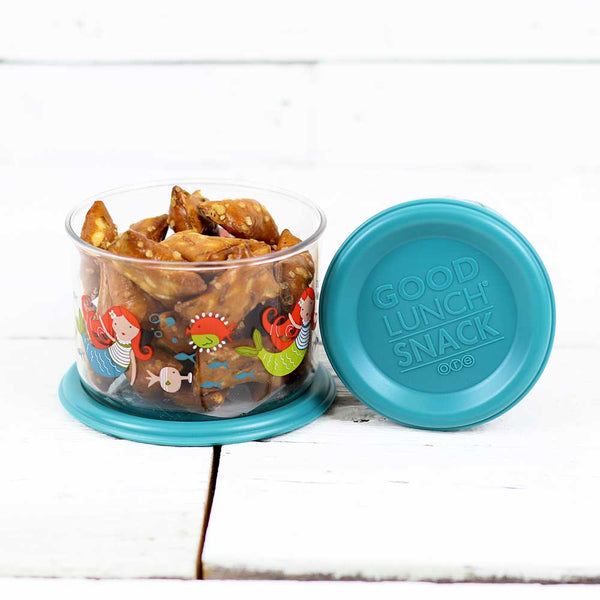 FINAL SALE Good Lunch Containers Small Mermaid