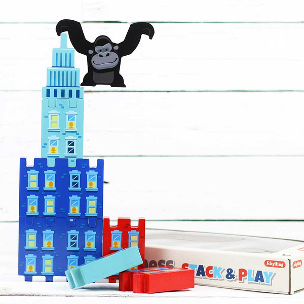 Monkey Business Stack & Play