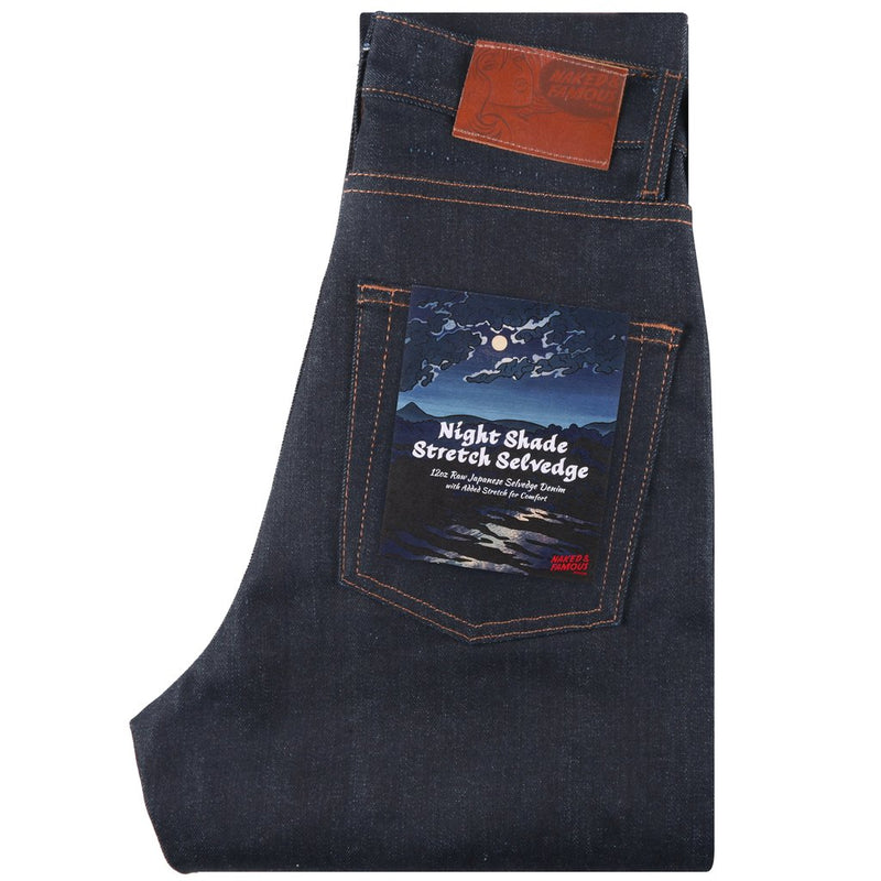 Max Nightshade Stretch Selvedge
