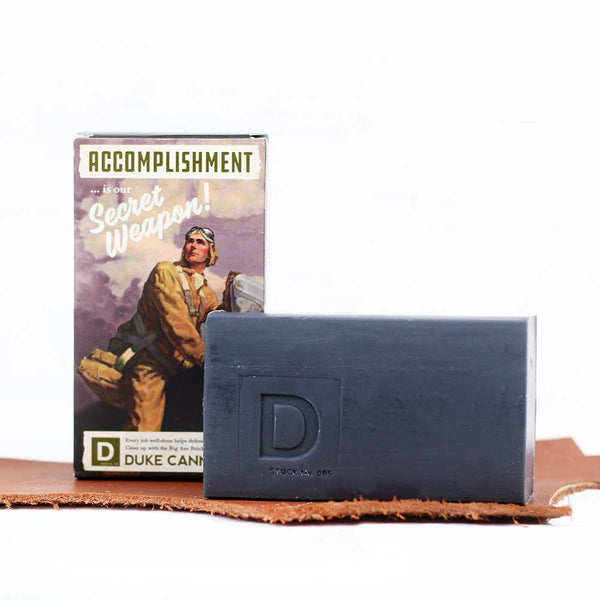 WWII Big Ass Brick of Soap - Accomplishment