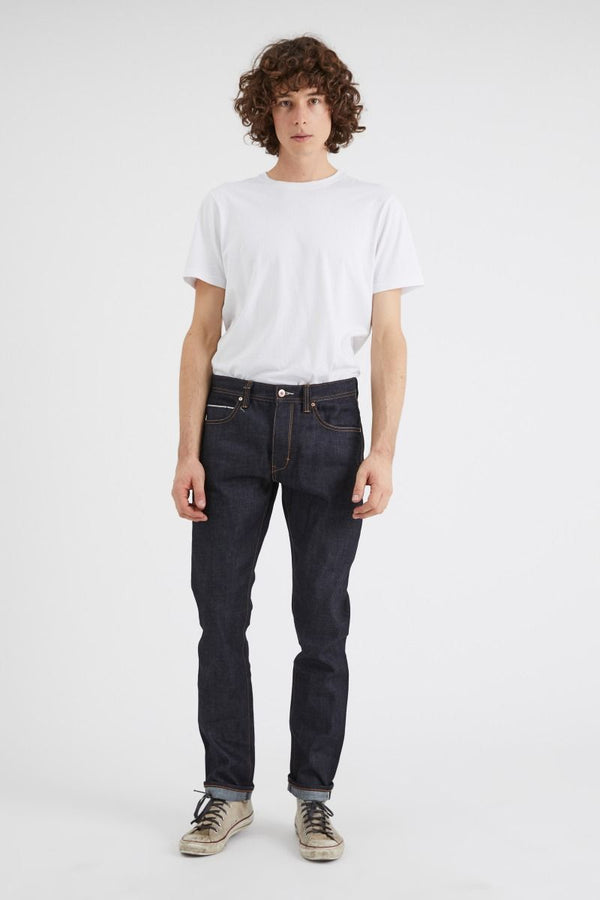Lou Slim Raw Selvedge