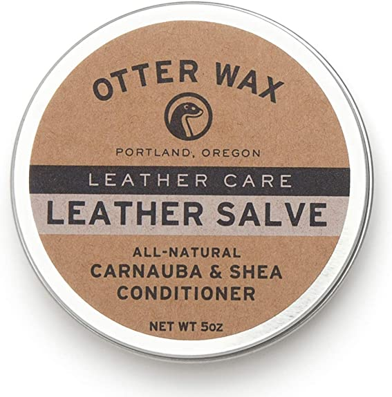 FINAL SALE Otter Wax Leather Salve Conditioner 5oz