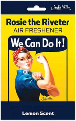 Air Freshener - Rosie the Riveter
