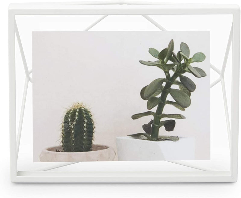 Prisma Photo Frame - 5x7 White