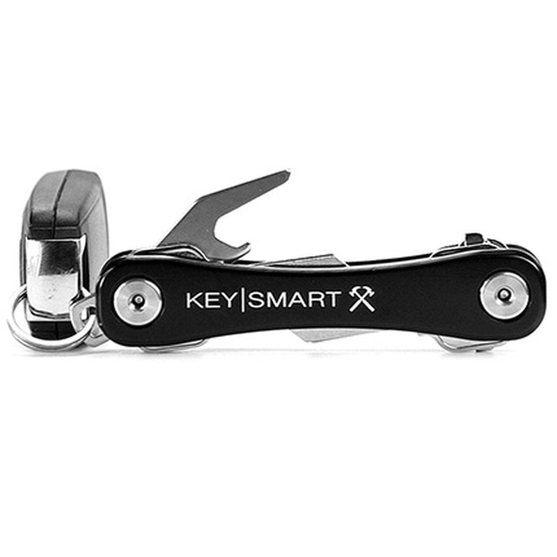 KeySmart Rugged Compact Key Holder w/ Belt Clip