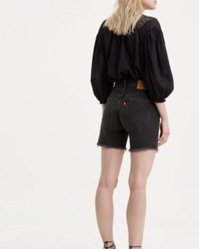 501 Mid Thigh Shorts