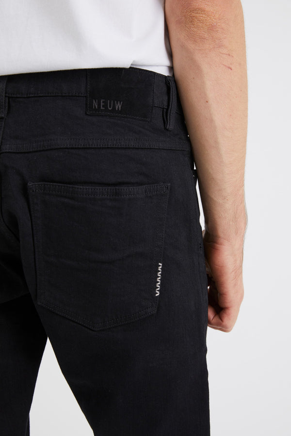Lou Slim Black Selvedge