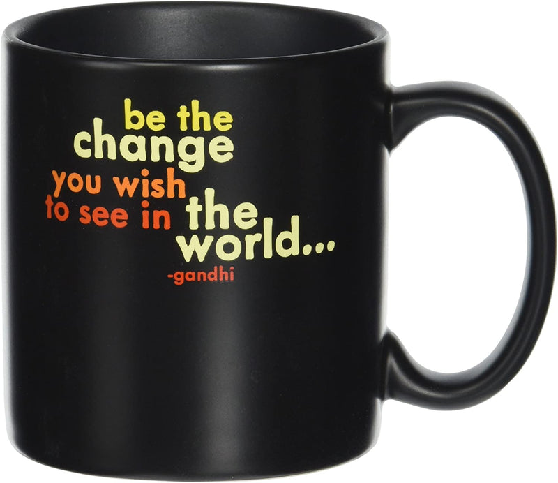 Mini Mug - Be The Change