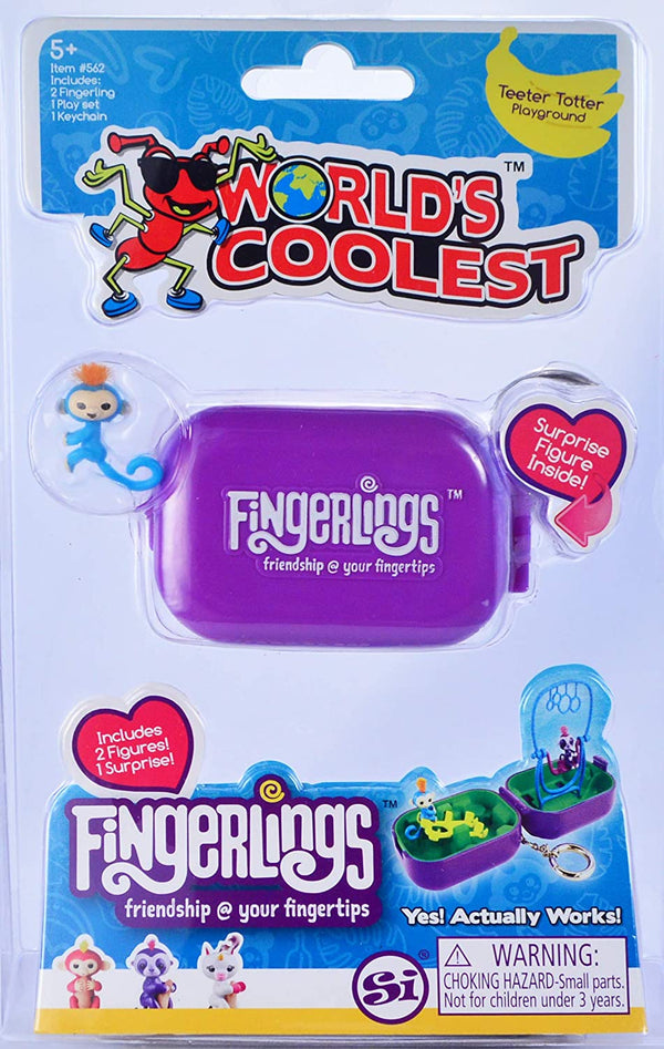 World's Coolest Fingerlings
