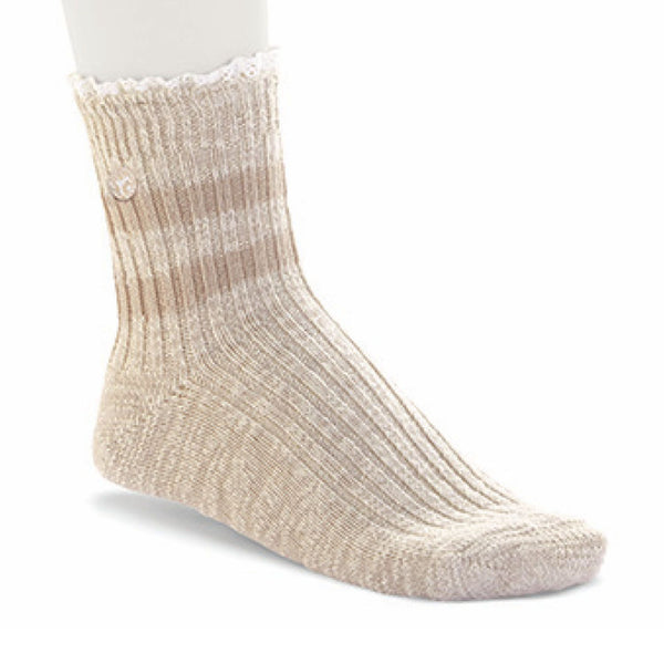 Women's Slub Lace Sock