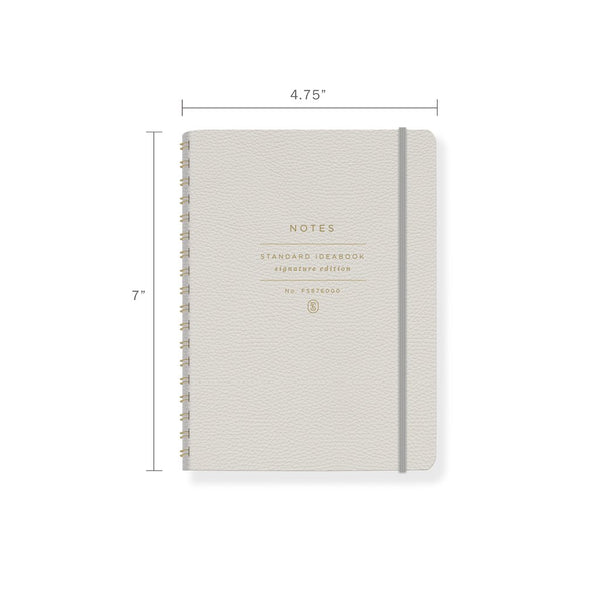 Taupe Idea Book