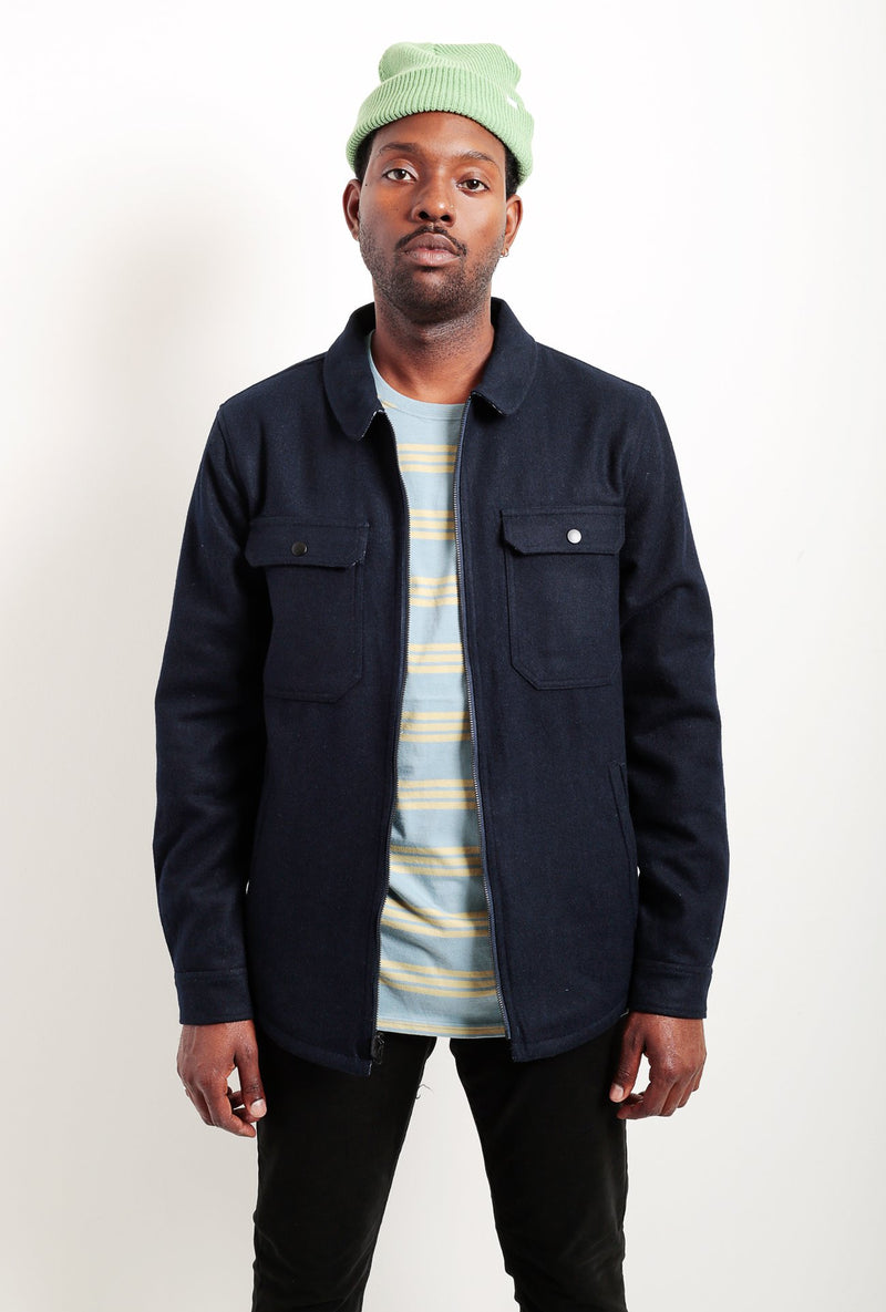 FINAL SALE-Lumber Jacket (Reversible)