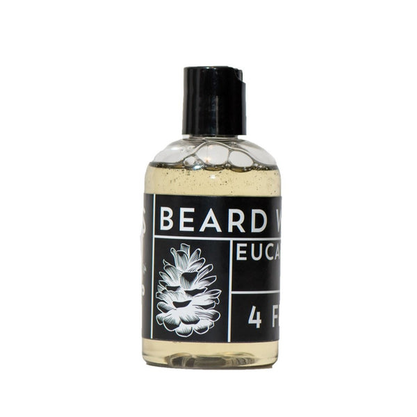 The Clad Stache - Beard Wash