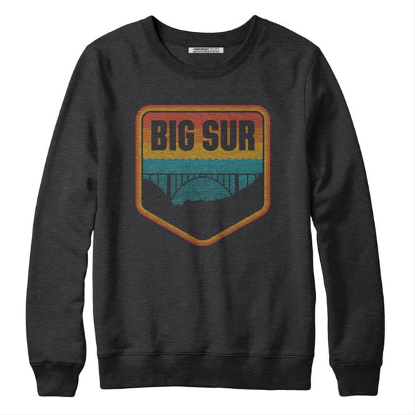 Big Sur Bridge Fleece Sweatshirt