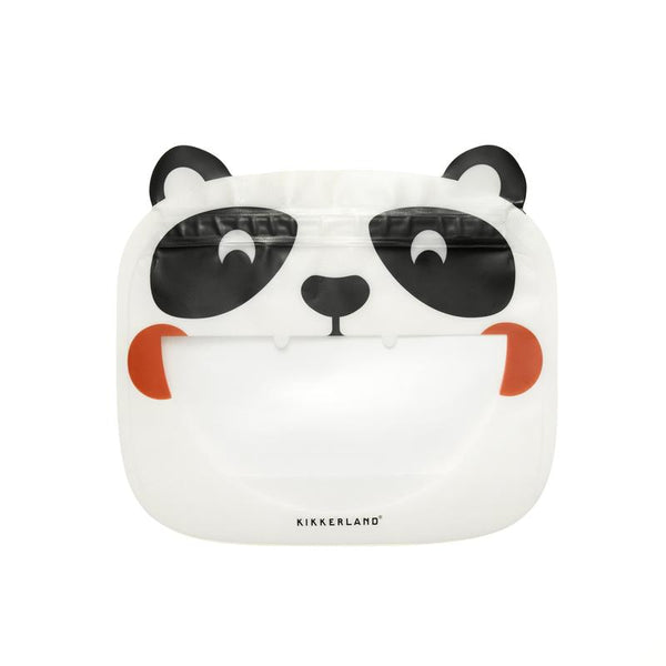 Panda Zipper Bag