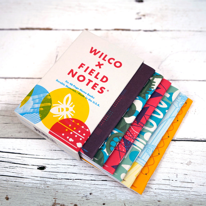 Wilco Field Notes Box Set