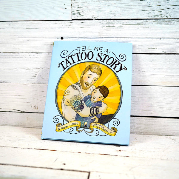 Tattoo Story Book