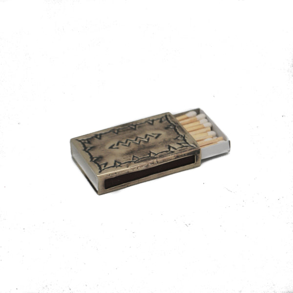 Stamped Matchbox Cover Small
