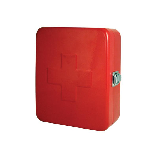 First Aid Box - Red
