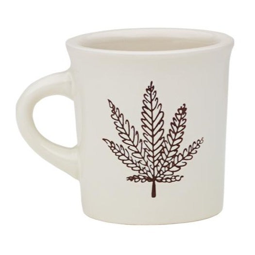 Cuppa This Cuppa That Mug Leaf