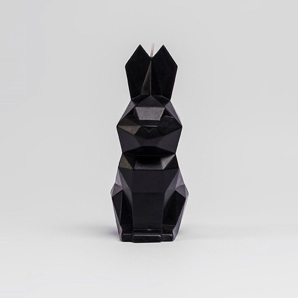 PyroPet Hoppa Candle - Black