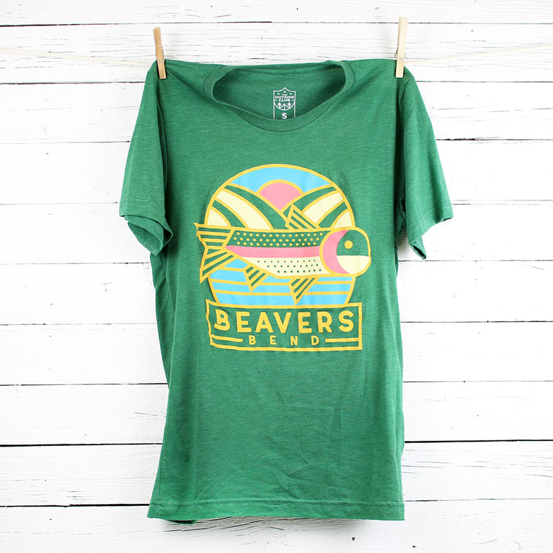 FINAL SALE Beavers Bend Tee
