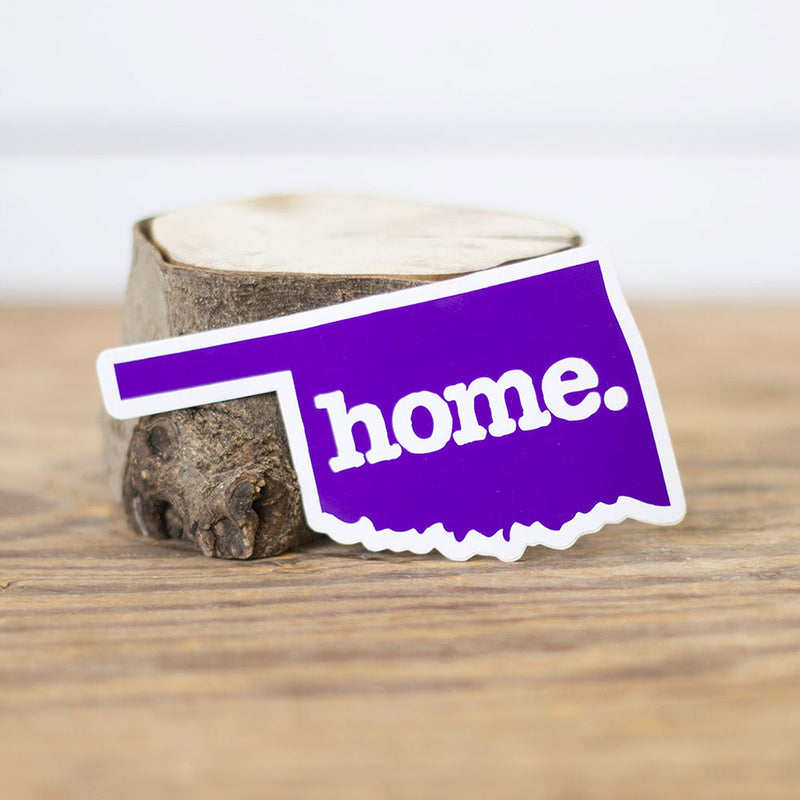 Home. Sticker