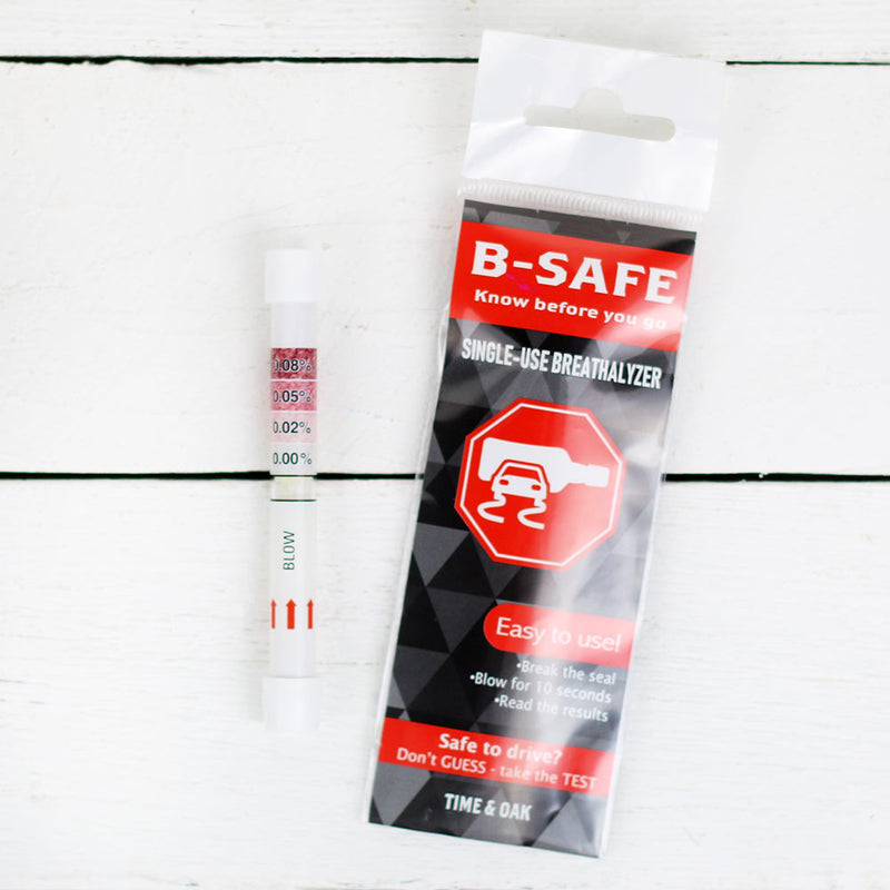 B-Safe Breathalyzer